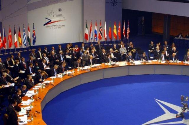 НАТО поддержало идею введения миротворцев на Донбасс