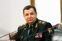 Полторак пообещал комплексное решение проблемы охраны складов ВСУ