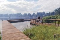 "Проект парка ""Кашкадан"": много дерева и травы"