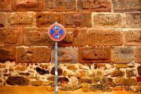 Запрещающие знаки появятся в конце октября.