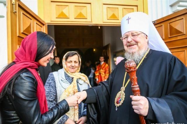 В октябре 2011 года решением Священного минода митрополит Пантелеимон был назначен главой Красноярской митрополии.