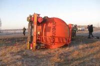 В Ташлинском районе ликвидирован разлив нефти.