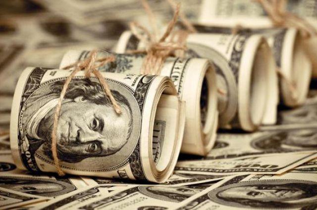 Центробанк увеличил курсы доллара иевро на4октября