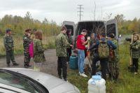 Вместе со школьниками в сентябре казаки высадили 50 берез и рябин.