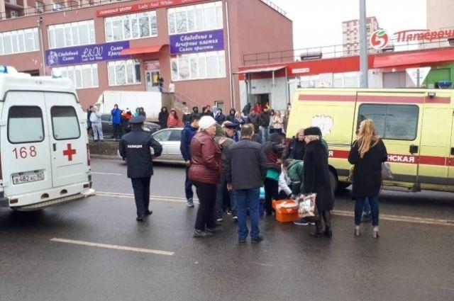 ВСамаре наулице Дыбенко «Волга» насмерть сбила ребенка