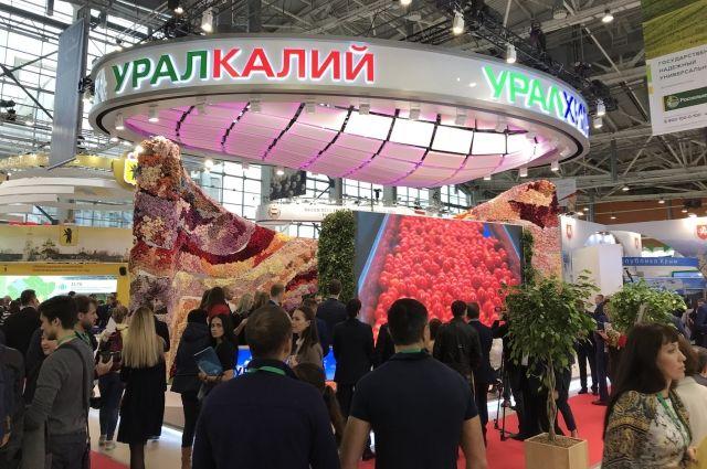 Встреча прошла на всероссийской агропромышленной выставке.