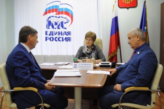 Единороссы просят Фурсова пояснить, почему вдомах самарцев холодно
