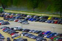В Тюмени построили более 80 новых парковок