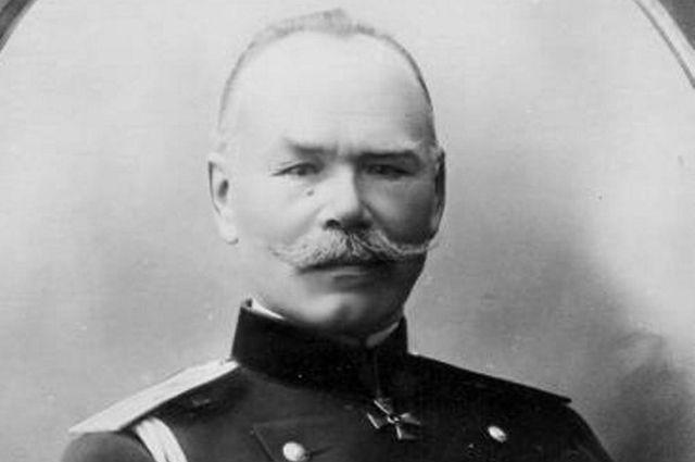 Генерал-адъютант, Генерального штаба генерал от инфантерии Михаил Васильевич Алексеев.