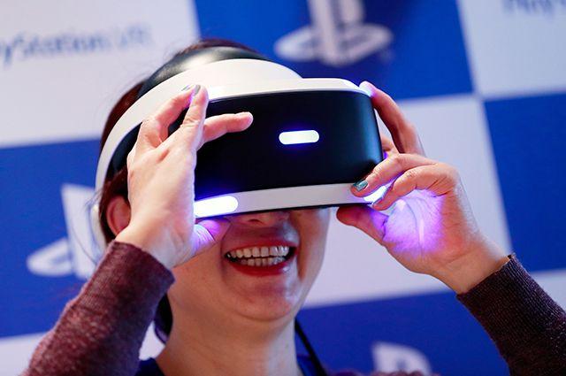 В Тюмени показали первый в России VR-спектакль виртуальной реальности