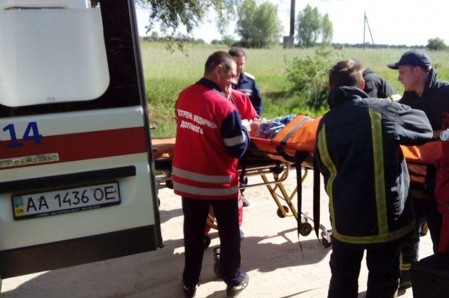 Во время марафона в Киеве умер участник