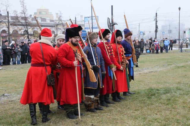 Тюменцы готовятся ко Дню народного единства