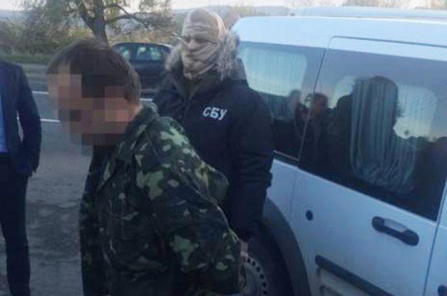 ВОдесской области чиновники добивались с бизнесмена взятку в40 тыс. долларов