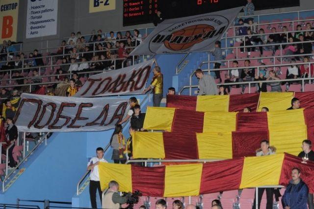 Оренбургская «Надежда» в гостях победила «МБА».