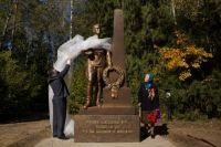 В Тюмени откроют памятник генералу Матросову