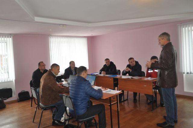 В учениях приняли участие все подразделения филиала ПАО «МРСК Сибири» - «Омскэнерго» в 32 районах области.