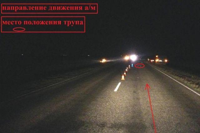 НаСтаврополье шофёр насмерть сбил пешехода и исчез