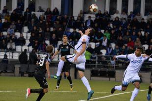 ФК «Оренбург» вошел в тройку лидеров.