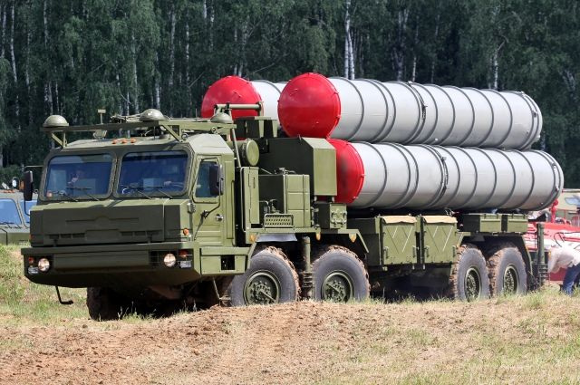 Анкара ждет от РФ передачи технологий производства С-400