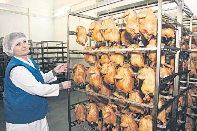 Киргизские партнёры заинтересовались поставками замороженного куриного мяса.