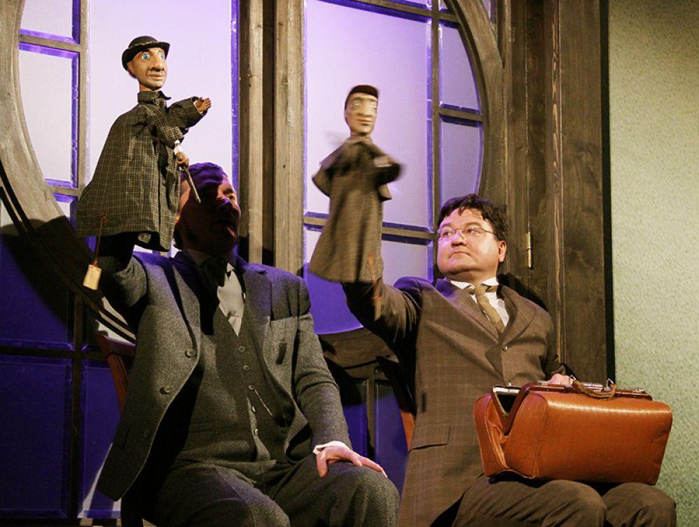 Доктор Ватсон проиграл спор и теперь целый месяц обязан угощать друга-Шерлока кофе…