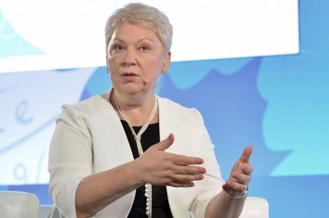 Васильева отыскала признаки коррупции вшкольных олимпиадах