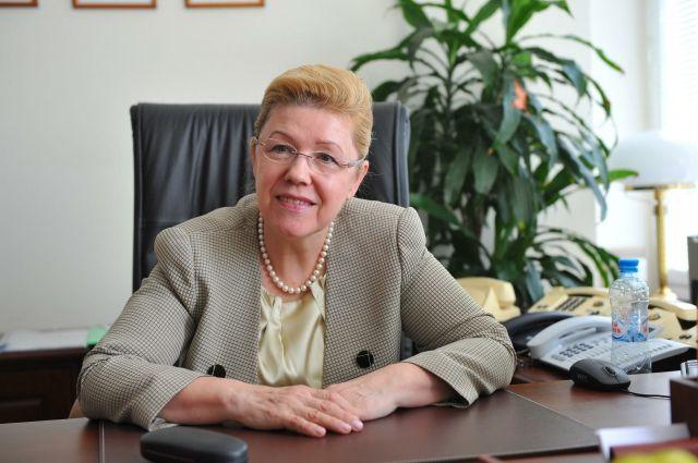 Мизулина останется омским сенатором.