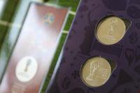 Необычными монетами можно рассчитаться в магазине