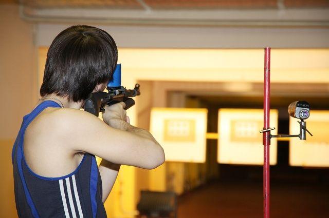 Ямальский стрелок взял золото на Всероссийских соревнованиях