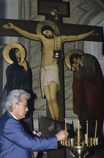 Аллан Чумак, 1991 год.