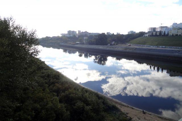 Натюменской набережной может появиться монумент НиколаюII