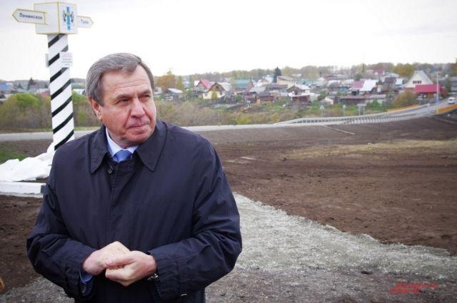 Владимир Городецкий признался, что пока не определился конкретно