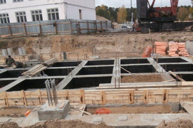 В новой школе будут тренажёрный зал, бассейн, тир и хореографический класс.