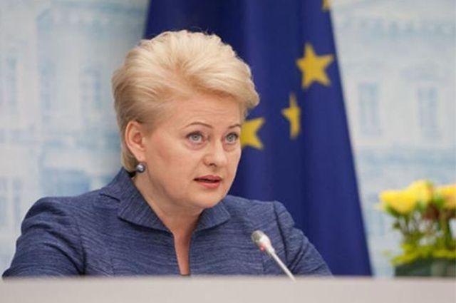 Литва: Монополист Газпром должен платить штрафы всему Евросоюзу