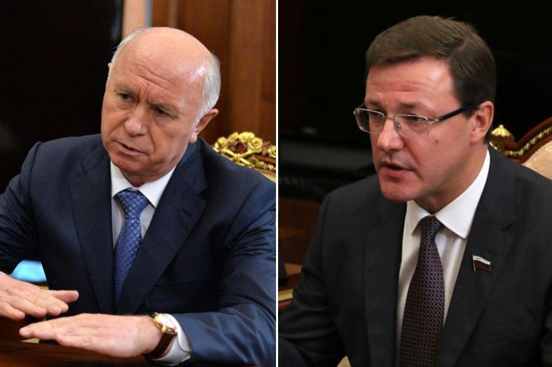 25 сентября президент Владимир Путин отправил в отставку губернатора Самарской области Николая Меркушкина и назначил врио сенатора от Самарской области Дмитрия Азарова.