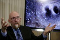Кип Торн, получивший Нобелевскую премию по физике.