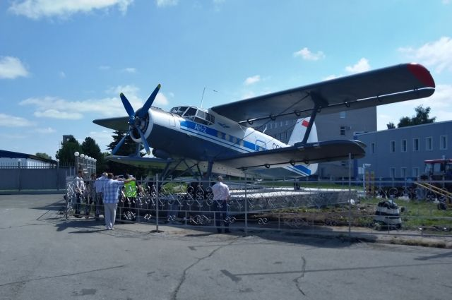 Новый самолет заменит собой знаменитый Ан-2 (на фото).