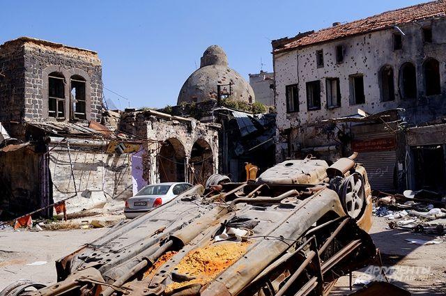 Хлеб насущный: Как вСирии готовят хлеб из русской муки