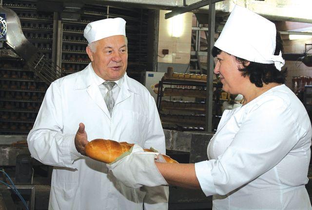 Генеральный директор Николай Лопатин работает на предприятии больше 40 лет.
