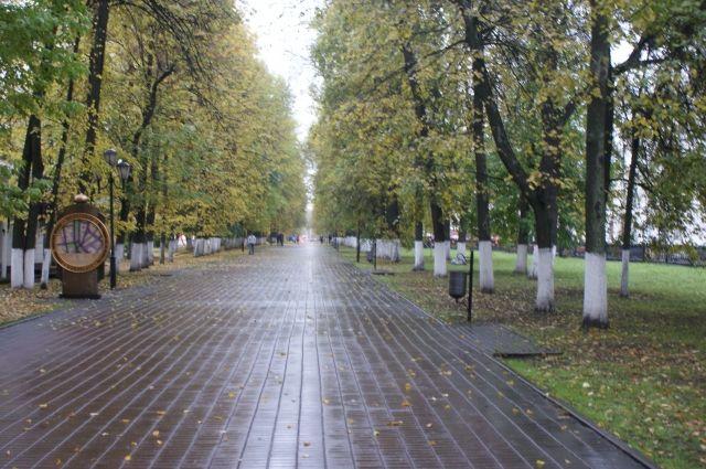 Вцентре Ярославля установят чугунный забор стеатральной символикой