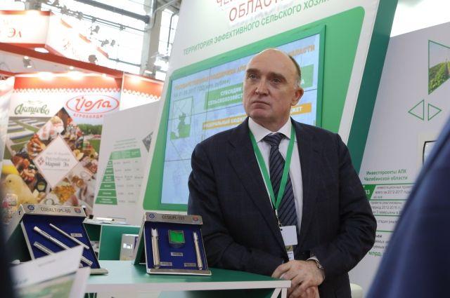 Губернатор уверен, что сельское хозяйство уже доказало свой потенциал точки роста для всей экономики области.