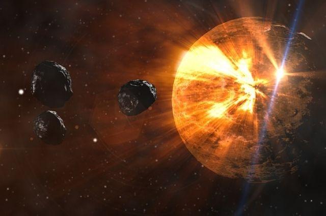 Ученые БФУ рассчитали траекторию движения приближающегося к Земле астероида