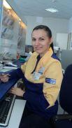 Левченко Анастасия, Рубцовский почтамт. Работать нужно с улыбкой!