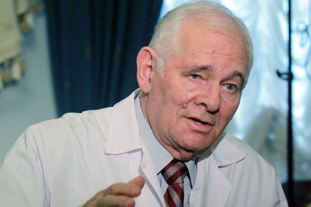 Леонид Рошаль: в РФ дефицит финансирования медицины и недостаток врачей