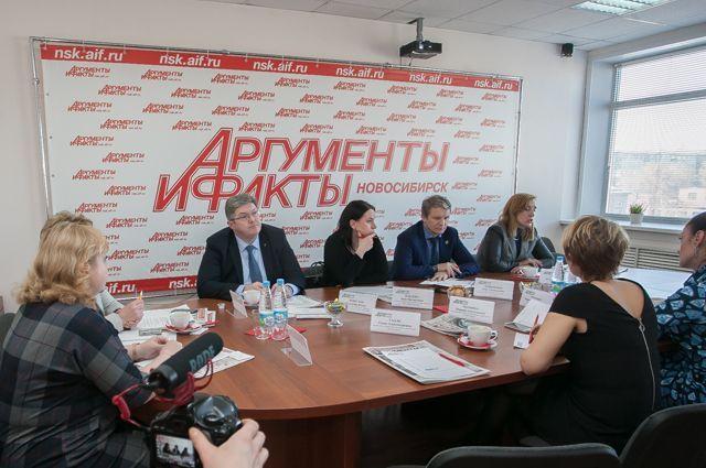 Эксперты ответят на вопросы журналистов и читателей АиФ.