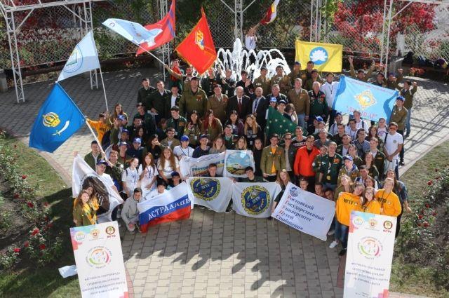 ВМГТУ подвели результаты  окружной спартакиады студенческих отрядов ЮФО