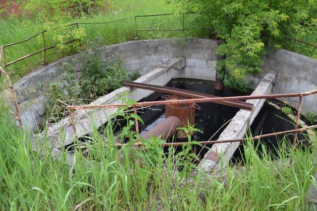 Авария произошла нанапорном коллекторе Кировского биохимического завода