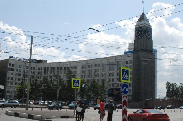 Администрация Красноярска намеренна взять кредит вобъеме одного млрд. руб.