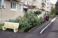 В этом году в Сыктывкаре отремонтируют 52 двора.