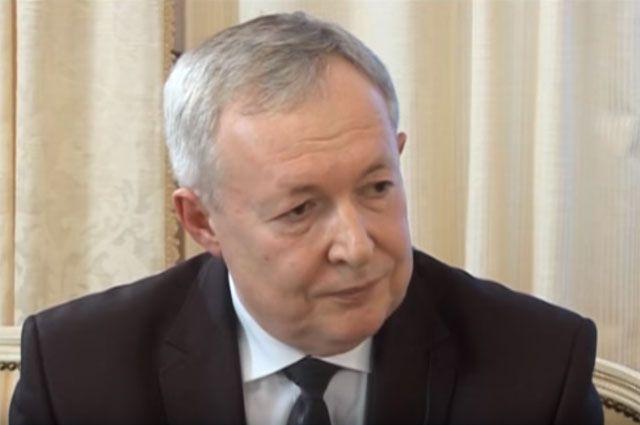 Владимир Синюков.